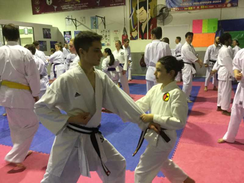 MARTIAL ARTS MELBOURNE